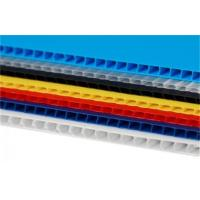 Buy cheap High Strength Plastic Fluted Board  from wholesalers
