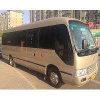 Buy cheap 100% Original Used Toyota Coaster , Japanese Used Buses With 23 Seats product