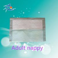 Quality Simple Disposable Adult Napkins Manufactures for sale