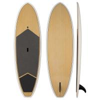 Buy cheap Whoesale Stand up Paddle Boards High Quality Bamboo SUP Paddle Boards from wholesalers