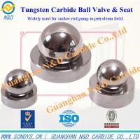 Buy cheap Tungsten Carbide Ball and Seat from wholesalers