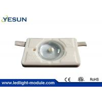 Buy cheap 3W Cree LED White Led Backlight Module With 160 Degree Angle 200 - 240 lm Luminous Flux from wholesalers