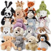 Buy cheap Microwavable Soft Toys , Heat Up Stuffed Animals For Childs Good Night Sleep from wholesalers