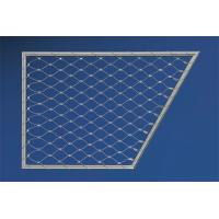 Buy cheap SUS 316 7x7 7x19 Stainless Steel Wire Rope Mesh Fence For Animal Enclosure from wholesalers