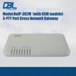Buy cheap GSM Module 3-PPT Port Cross-Network Gateway RoIP302M / Internal Antennas from wholesalers