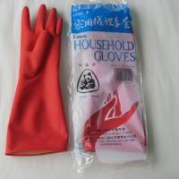 Buy cheap Nitrile colorful household gloves from wholesalers