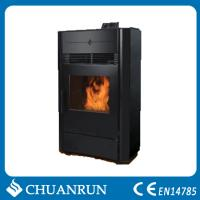 Buy cheap Indoor Italian Style Freestanding  Fireplace/Wood Pellet Stove(CR-08) from wholesalers