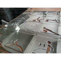 Buy cheap laser cutting stainless steel sheet product from wholesalers