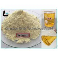 trenbolone red color