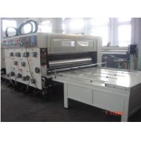 Buy cheap Big Cardboard Box Making Machine , Printing Slotting Die Cutting Machine from wholesalers