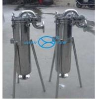Buy cheap Petrochemical  Top in Single Bag Filter Housing Surface Polished from wholesalers