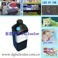 Buy cheap Low Smell Omnipotent Print UV Inks LED Flatbed Printer Refill Led Curable Ink from wholesalers