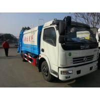 Buy cheap Dongfeng Hook Arm Garbage Truck 190hp 4*2 Export To Africa Arm Roll Garbage Collection Refuse Collector Truck from wholesalers