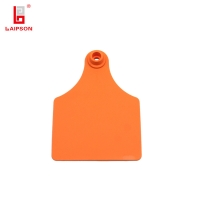 Buy cheap TPU Medium 79mm CMA Cattle Ear Tags For Farm Management from wholesalers