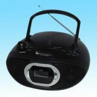 Buy cheap Docking CD/Clock/Radio and Music Combo, w/ Detachable AC Line Cord, Suitable for Apple's iPhone/iPod from wholesalers
