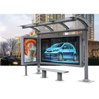 Buy cheap bus shelter from wholesalers