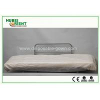 Buy cheap Polypropylene Waterproof Disposable Hospital Bed Sheets Anti - Static / ISO9001 Approved from wholesalers