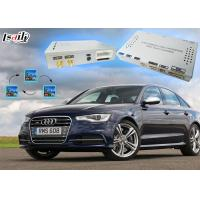 Buy cheap Audi S6 Multimedia Interface Auto Navigation Upgrade Original Screen for 3G MMI from wholesalers
