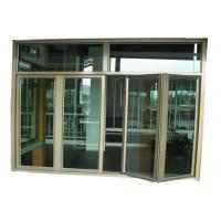 6063 T5 Aluminium Window Profiles With Electrophoretic Coated