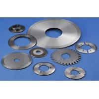 Buy cheap Stahl circular slitter blades for printing industry from wholesalers