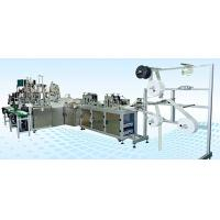 Buy cheap Safe Operation Face Mask Manufacturing Machine Photoelectric Detection from wholesalers