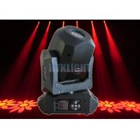 Buy cheap 8500K 90W LED Moving Head Spot Light For Nightclubs / Stage 3 - Facet Prism Effect from wholesalers