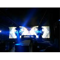 High Definition Led Backdrop ScreenFor Bar , Led Vedio Wall Stage Screen Background
