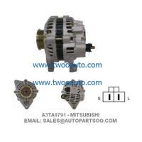 Buy cheap A3TA0791 A3TA0791A - MITSUBISHI Alternator 12V 90A Alternadores from Wholesalers