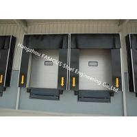 Buy cheap Commercial PVC Doors With Folding Rubber Seal For Logistic Unloading Platform Use from wholesalers