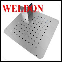 Buy cheap Polishing Sheet Metal Fabrication with Stainless Steel A312 for Agriculture equipment from wholesalers