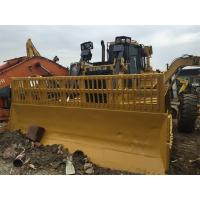 Buy cheap Close Driver Cab Hydraulic Crawler Bulldozer D6R / Used Bulldozer For Sale from wholesalers