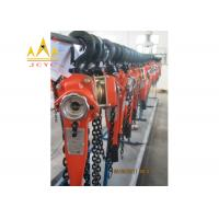 Buy cheap Customized Color Lifting Tools , Durable Lever Chain Block 0.75t - 6t Capacity from wholesalers