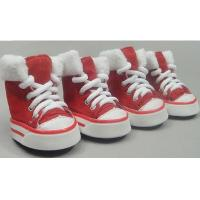 Buy cheap Small Winter Pet Dog Shoes / dogbaby casual shoes with multi sizes from wholesalers