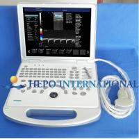 Buy cheap 15inch monitor portable ultrasound scanner digital color doppler medical equipment from wholesalers