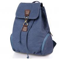 Buy cheap Japanese new retro shoulder bag backpack men and women fashion bag wave packet from wholesalers