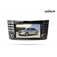 Buy cheap 1 GB Ram Memory Benz DVD Player 2002 - 2008 Mercedes E Class Dvd Player from wholesalers