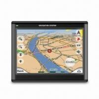 Buy cheap GPS Navigation System with 5-inch Digital TFT Touchscreen and FM Transmitter Function from wholesalers