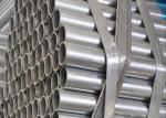 Buy cheap Pre galvanized steel tube, round erw carbon gi pipe, galvanized steel pipe size mild steel pipes construction fence from wholesalers