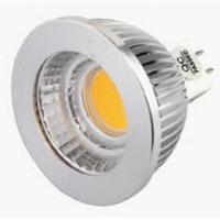 Buy cheap Warm White 5w 400 Lm Cob Recessed Led Spotlight Gu10 / Mr16 For Beach Hotel from wholesalers