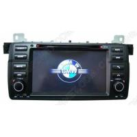 Buy cheap BMW E46 M3 GPS Navigation DVD Radio Player Head Unit with Sat Nav Audio Stereo System from wholesalers