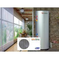 Buy cheap Family House All In One Heat Pump Water Heater , Air Source Water Heater from wholesalers