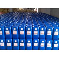 Buy cheap Organic Silicone Polymer Water Treatment Chemicals Auxiliary Defoamer For Latex from wholesalers
