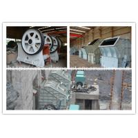 Buy cheap Stone crushing plant process designed for sale from wholesalers
