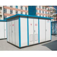 Buy cheap 7.2KV Single Phase Power Transformer , 300KVA Combined Transformer Substation from wholesalers