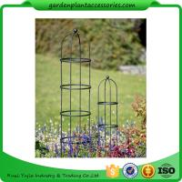 Buy cheap Tall Round Decorative Folding Screen Trellis from wholesalers