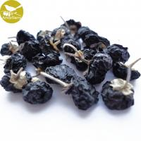 Buy cheap 100% Natural black wolfberry,GMP manufacturer supply Dried Fruits Wild Natural Black Goji Berry from wholesalers