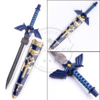 Buy cheap Blue Color Mini Zelda Master Sword Letter Opener Style With Scabbard from wholesalers