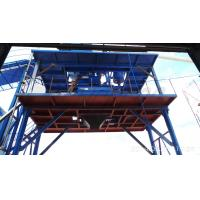 Buy cheap Automatic Concrete Mixing Plant / Concrete Batch Mix Plant with 90 m3/h from wholesalers