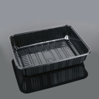 Buy cheap Strawberry Soft Snack 24*19*5cm Disposable Fruit Tray from wholesalers