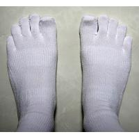 Buy cheap Girls colorful five toes socks from wholesalers